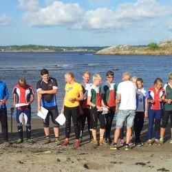 Startfelt o-triathlon 2013