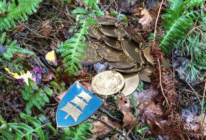 Ordførerkjedet i skogen
