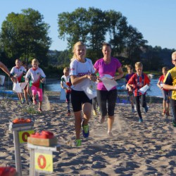 Fellesstart o-triathlon