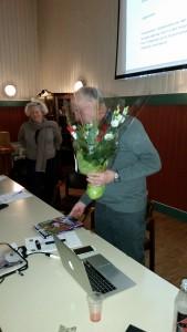 Per Øystein utnevnt til æresmedlem på årsmøtet 2. februar 2016.