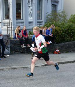 Tobias NM-sprint