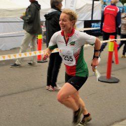 Ingrid Undstad ble veteranmester også søndag!