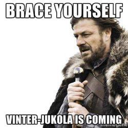 Vinter-Jukola is coming
