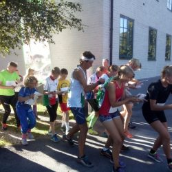 Ellevilla sprintstafett