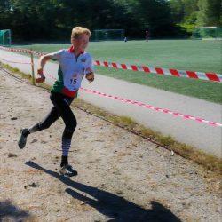 Strålende 4. plass til Henrik i Hovedløpet