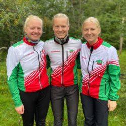 Søstrene Hjortland med eget NM-lag